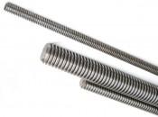 Шпилька резьбовая М22х1000 DIN 975 кл.проч.4,8 цинк
