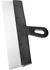 Шпатель 200мм СИБРТЕХ нержавеющая сталь, пластмассовая рукоятка