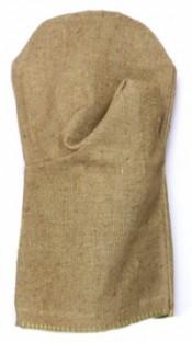 Рукавицы брезентовые с двойным наладонником (плотность 420) (1/20)