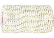 Фал  6мм х 100м СИБРТЕХ 16-прядный, капроновый сердечник 650кгс