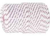 Фал 10мм х 100м СИБРТЕХ 24-прядный, полипропиленовый сердечник 700кгс