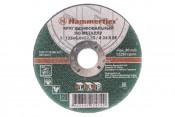 Диск зачистной HAMMER 125х6х22мм (10/25)
