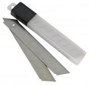 Набор лезвий сменных для ножей 18мм SPARTA (10 шт/уп)
