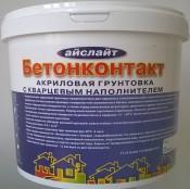 Бетоноконтакт (15кг) АЙСЛАЙТ