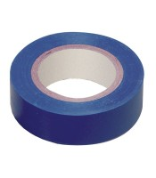 Изолента ПВХ синий 10м 15мм ИЭК