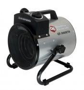 Пушка тепловая электрич. QUATTRO ELEMENTI QE-3000 ETN (1,5 / 3кВт, 220В, 390 м3/час) — цилиндр
