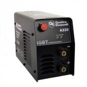Аппарат сварочный инверторный QUATTRO ELEMENTI A 220 (220 А, ПВ 60%, до 4.0 мм, 5.4 кг, 160-240 В)