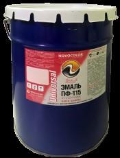 Эмаль ПФ-115 белый (1,9кг) Новоколор