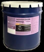 Грунт-эмаль 3 в 1 шоколадный (20кг) Новоколор