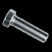Болт  8х20 кл.проч.5,8 DIN 933 (100шт) (1,23кг)